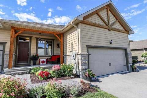 Townhouse for sale at 80 Landscape Dr Oro-medonte Ontario - MLS: S4801017