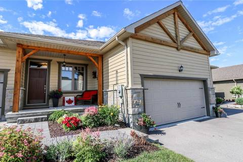 Townhouse for sale at 80 Landscape Dr Oro-medonte Ontario - MLS: S4521775