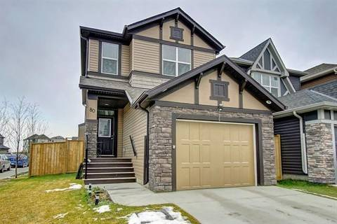 House for sale at 80 Legacy Reach Manr Southeast Calgary Alberta - MLS: C4216497