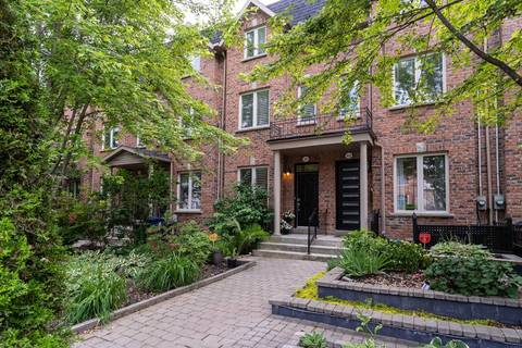 Townhouse for sale at 80 Logan Ave Toronto Ontario - MLS: E4510076