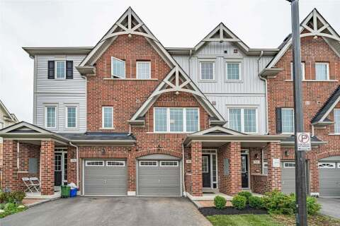Townhouse for sale at 80 Magpie Wy Whitby Ontario - MLS: E4927020