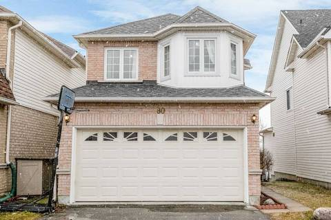House for sale at 80 Mainprize Cres East Gwillimbury Ontario - MLS: N4441367