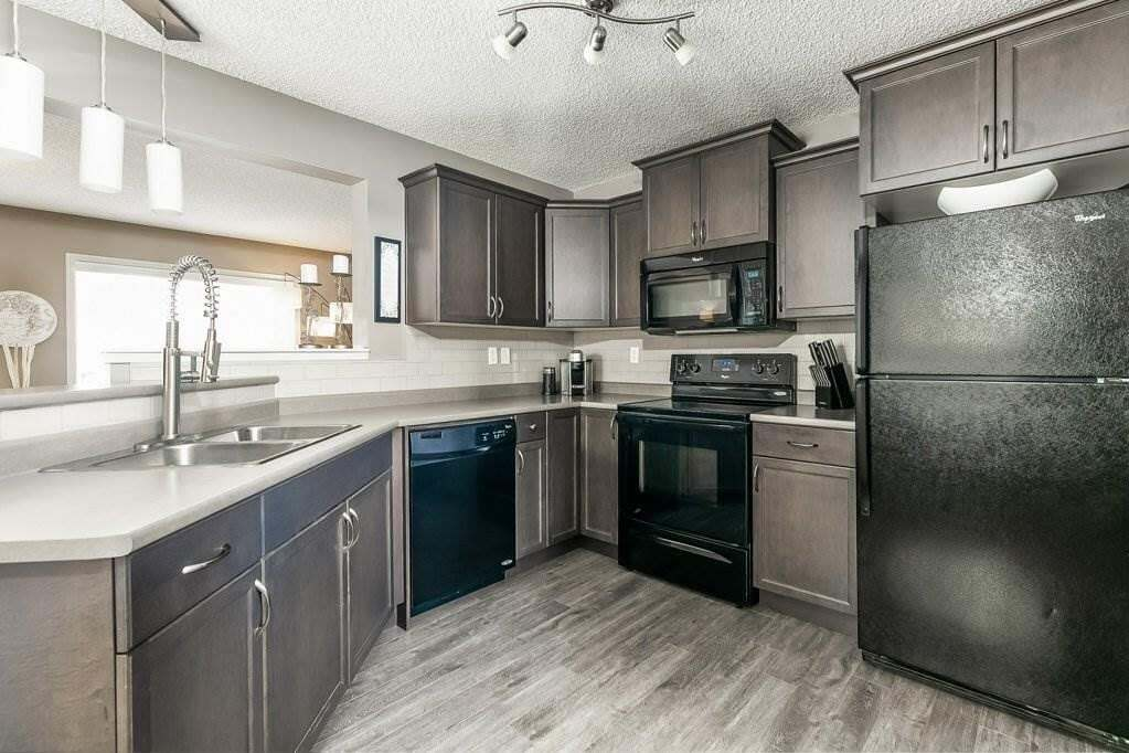 Townhouse for sale at 80 Meadowland Cr Spruce Grove Alberta - MLS: E4198866