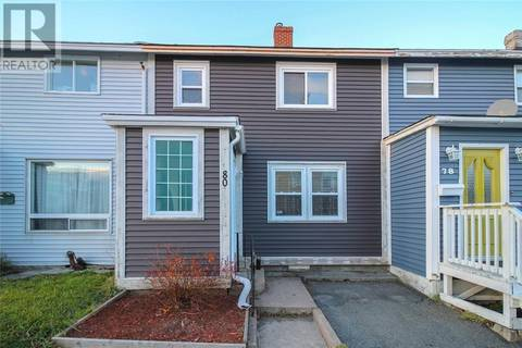 House for sale at 80 Merrymeeting Rd St John's Newfoundland - MLS: 1197273