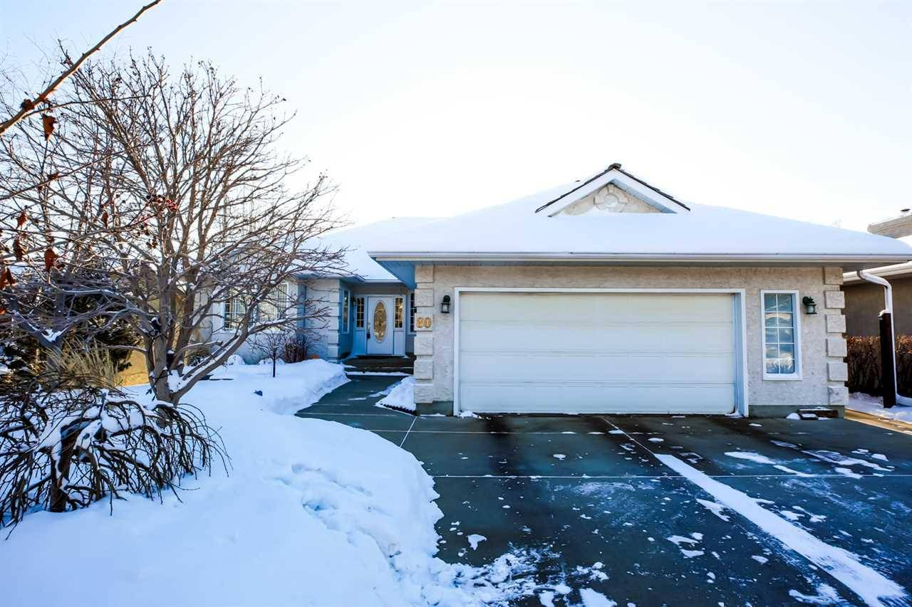 House for sale at 80 Mission Ave St. Albert Alberta - MLS: E4175543