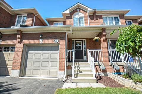 Townhouse for sale at 80 Mowat Cres Halton Hills Ontario - MLS: W4600425