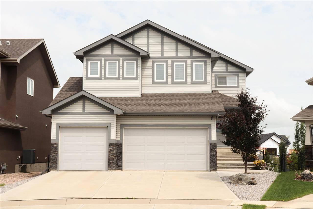 House for sale at 80 Newgate Wy St. Albert Alberta - MLS: E4189338