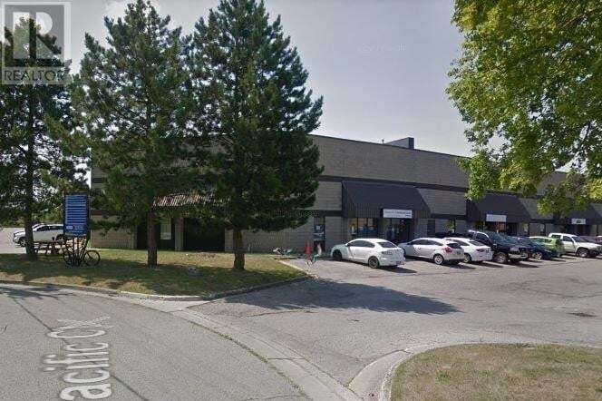 Commercial property for lease at 80 Pacific Ct London Ontario - MLS: 108319