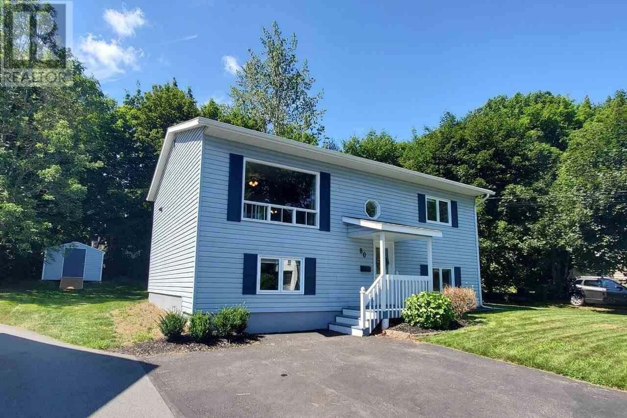 House for sale at 80 Prince St Bridgewater Nova Scotia - MLS: 202014612
