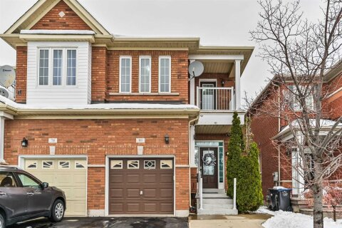 Townhouse for sale at 80 Rocky Point Cres Brampton Ontario - MLS: W4998686
