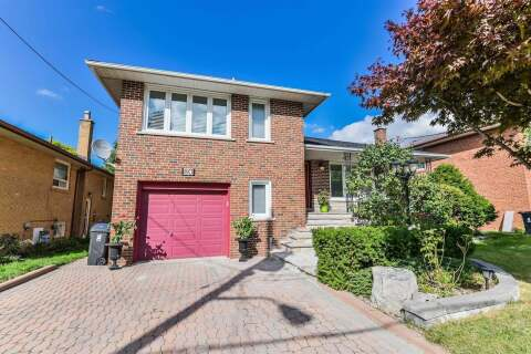 House for sale at 80 Ruscica Dr Toronto Ontario - MLS: C4918556