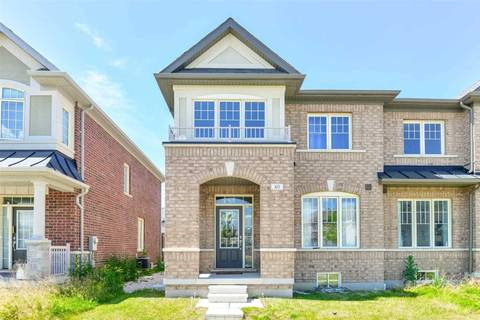 Townhouse for sale at 80 Saint Dennis Rd Brampton Ontario - MLS: W4519204