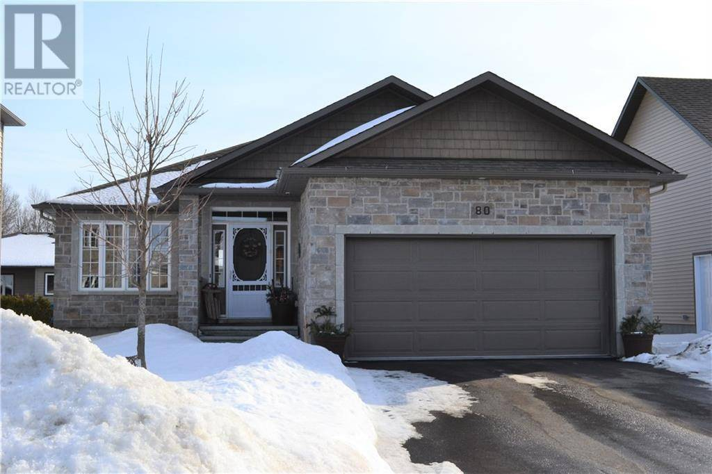 House for sale at 80 Settlement Ln Russell Ontario - MLS: 1182495