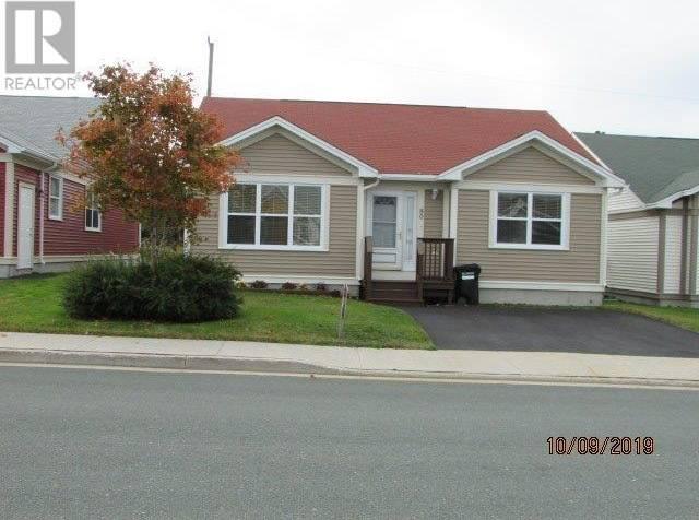 House for sale at 80 Shortall St St. John's Newfoundland - MLS: 1204975