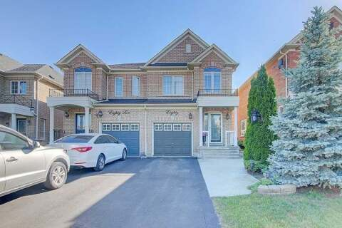 Townhouse for sale at 80 Tarquini Cres Caledon Ontario - MLS: W4799000