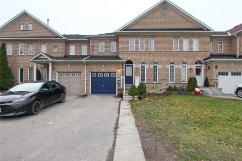 Townhouse for sale at 80 Timberwolf Cres Vaughan Ontario - MLS: N5001440