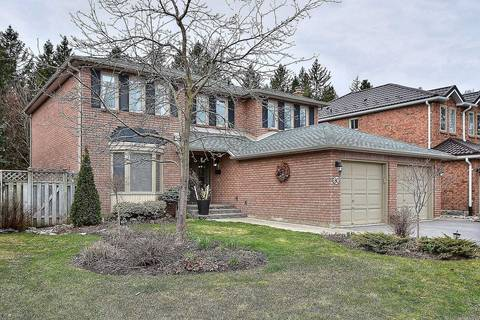 House for sale at 80 Tribbling Cres Aurora Ontario - MLS: N4424130