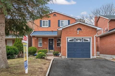 House for sale at 80 Valhalla Ct Aurora Ontario - MLS: N4734693