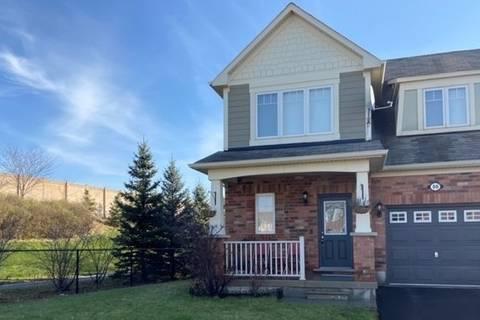 Townhouse for sale at 80 Van Fleet Terr Milton Ontario - MLS: W4648123