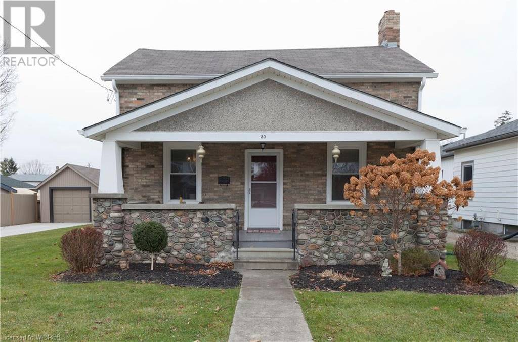 House for sale at 80 William St Ingersoll Ontario - MLS: 235402