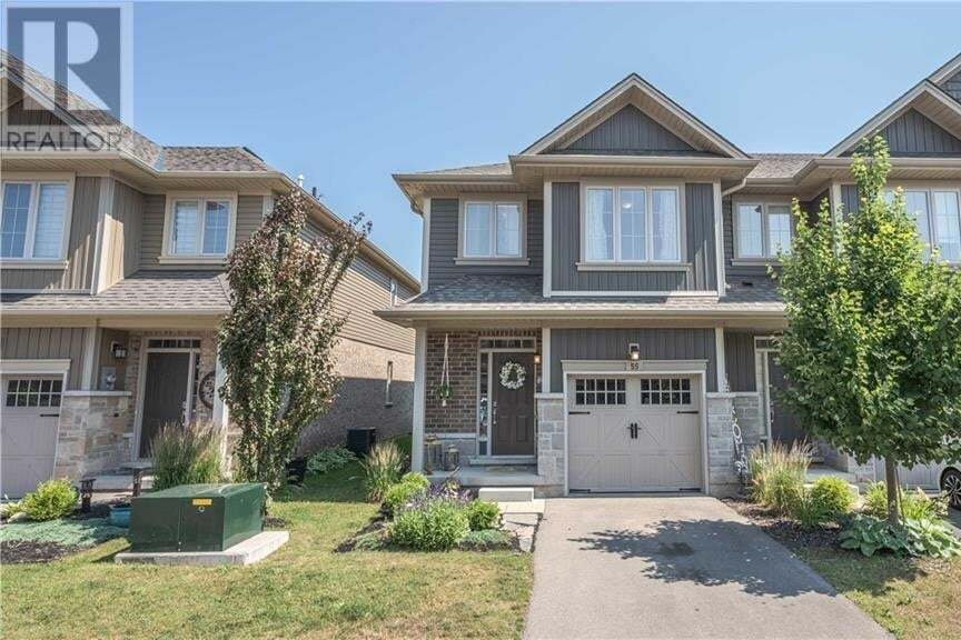 Townhouse for sale at 80 Willow St Paris Ontario - MLS: 30819403