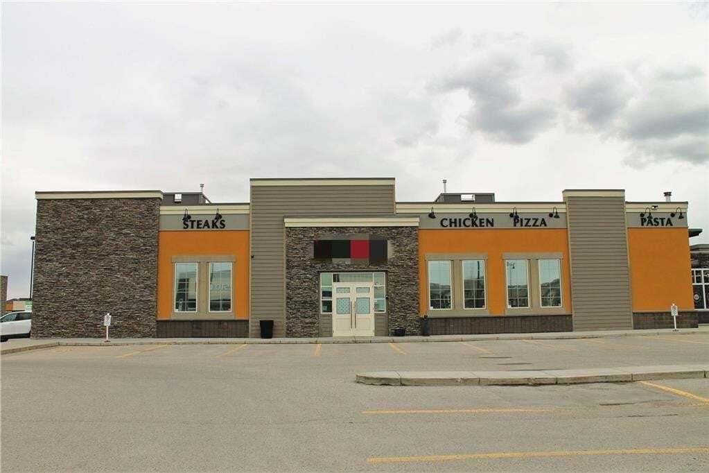 Commercial property for lease at 1110 Panatella Bv NW Apartment 800 Panorama Hills, Calgary Alberta - MLS: C4304838