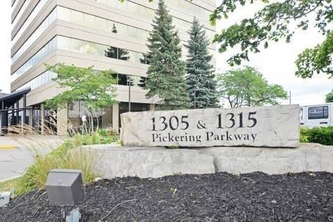 Commercial property for lease at 1305 Pickering Pkwy Apartment 800 Pickering Ontario - MLS: E4354267