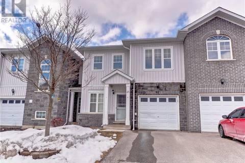 Townhouse for sale at 25 West Ridge Blvd Unit 800 Orillia Ontario - MLS: 185582