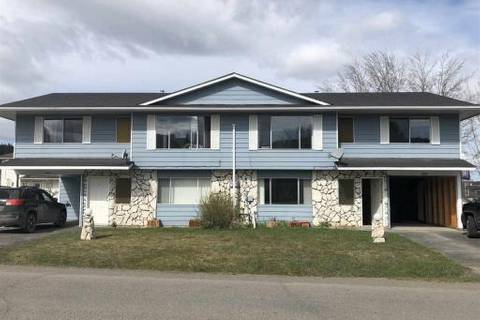 Townhouse for sale at 800 Cariboo Tr 100 Mile House British Columbia - MLS: R2366437