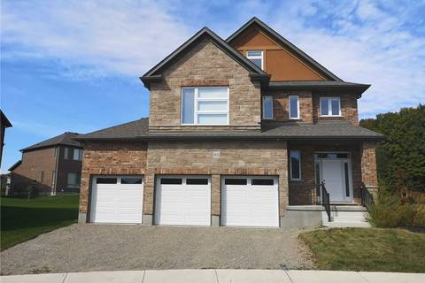 House for sale at 800 Snowberry Ct Waterloo Ontario - MLS: X4612685