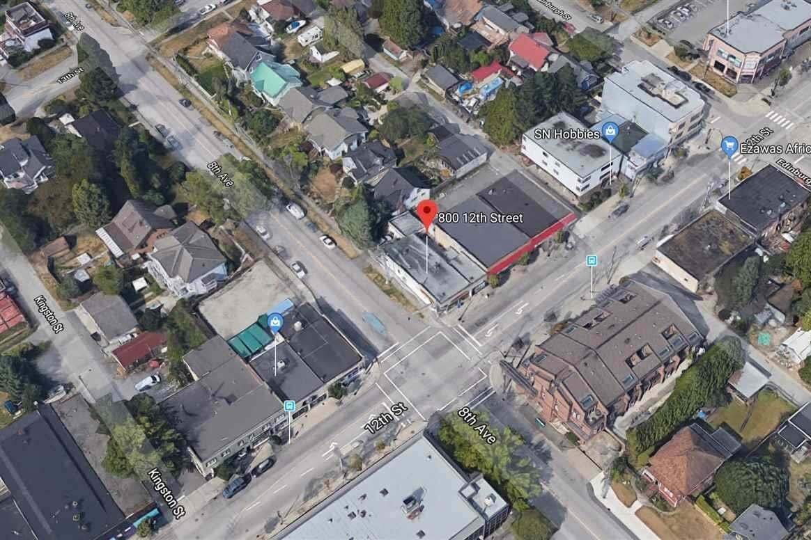 Commercial property for sale at 800 Twelfth St New Westminster British Columbia - MLS: C8029180