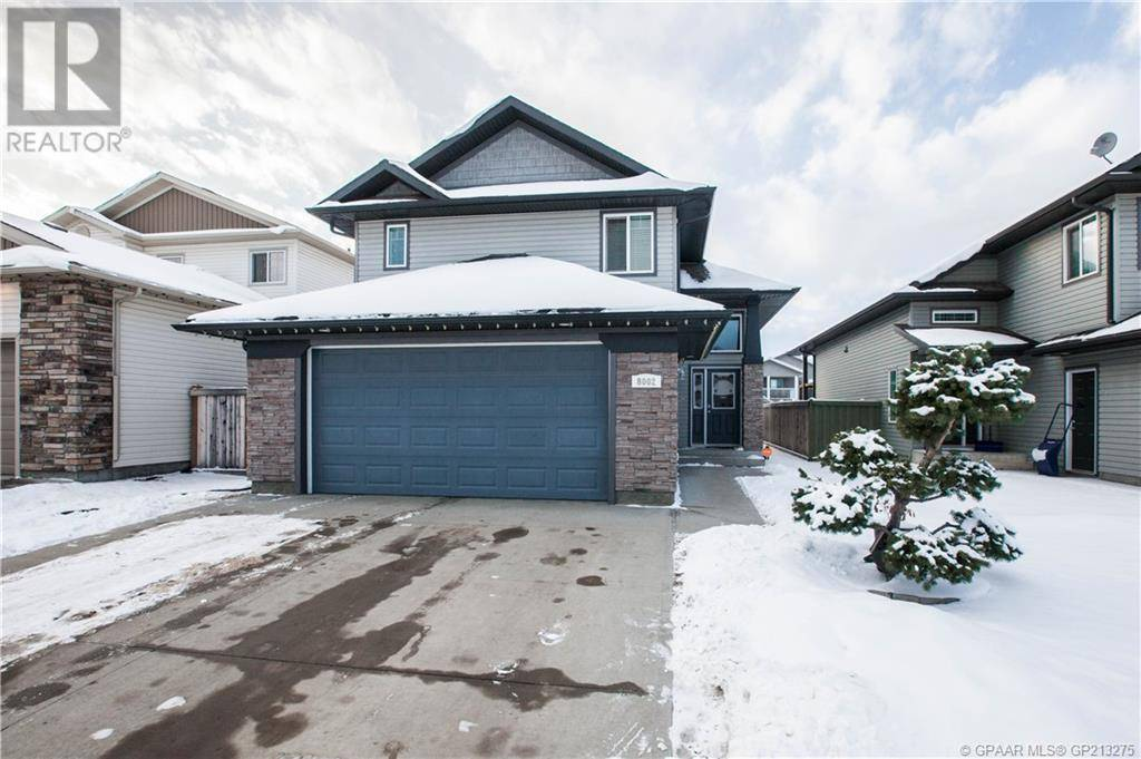 House for sale at 8002 112 St Grande Prairie Alberta - MLS: GP213275