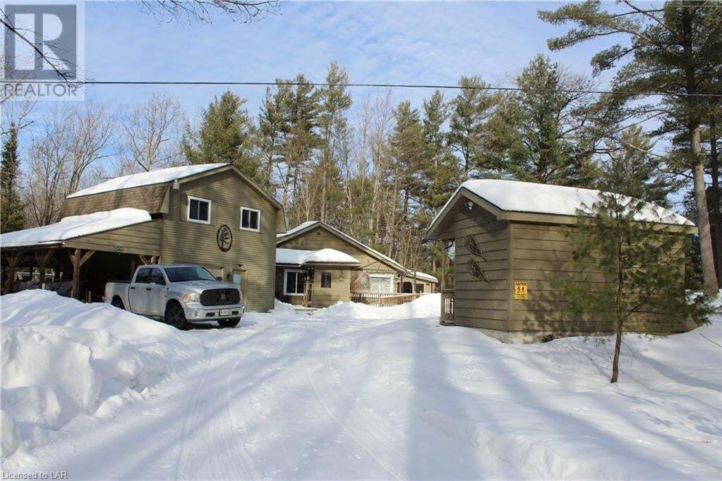 House for sale at 8003 Coopers Rd Washago Ontario - MLS: 243562
