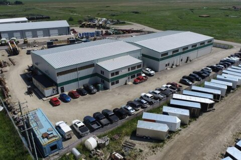 Commercial property for sale at 80042 475 Ave E Rural Foothills County Alberta - MLS: A1025017