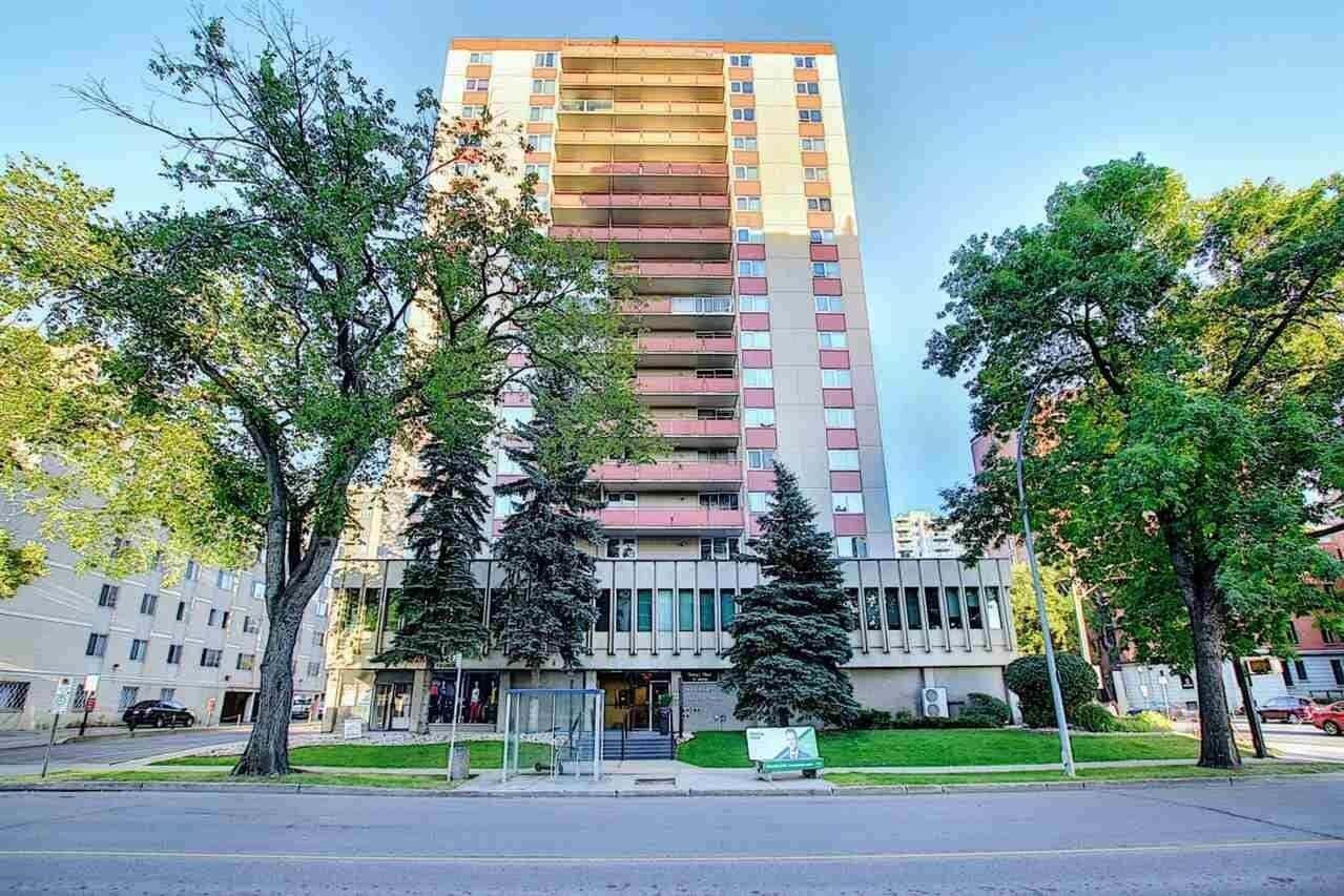 Condo for sale at 10011 116 St NW Unit 801 Edmonton Alberta - MLS: E4213778