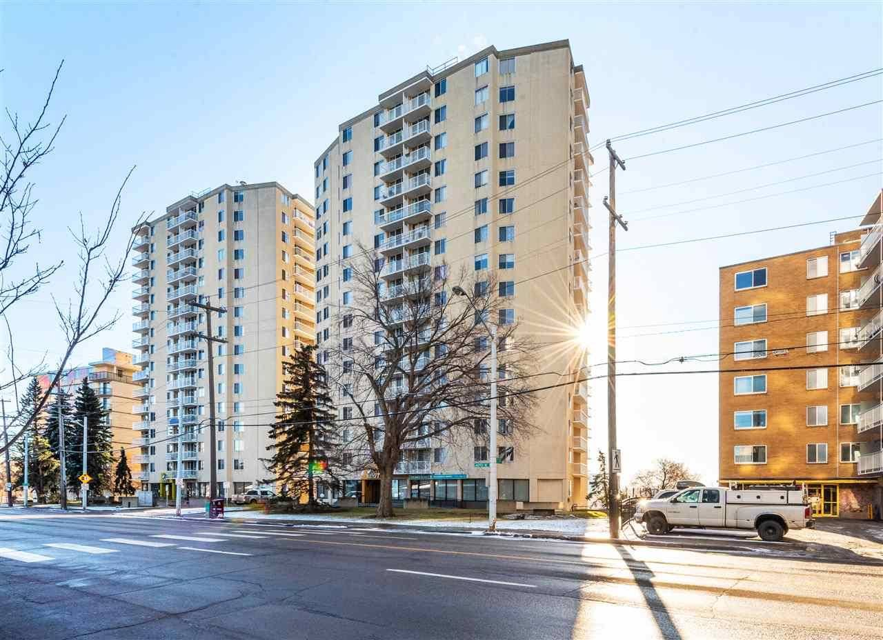 Condo for sale at 12141 Jasper Ave Nw Unit 801 Edmonton Alberta - MLS: E4180641