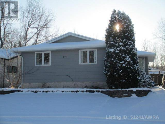 House for sale at 801 13 Ave Se Slave Lake Alberta - MLS: 51241