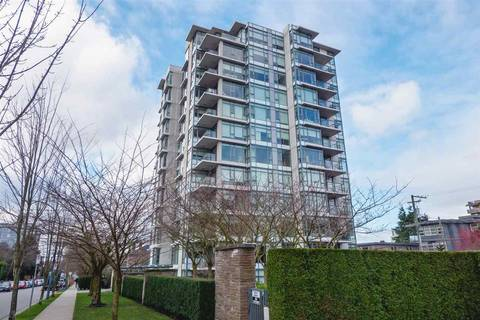 Condo for sale at 1333 11th Ave W Unit 801 Vancouver British Columbia - MLS: R2436294