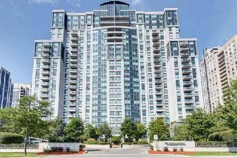 Apartment for rent at 188 Doris Ave Unit 801 Toronto Ontario - MLS: C4669375