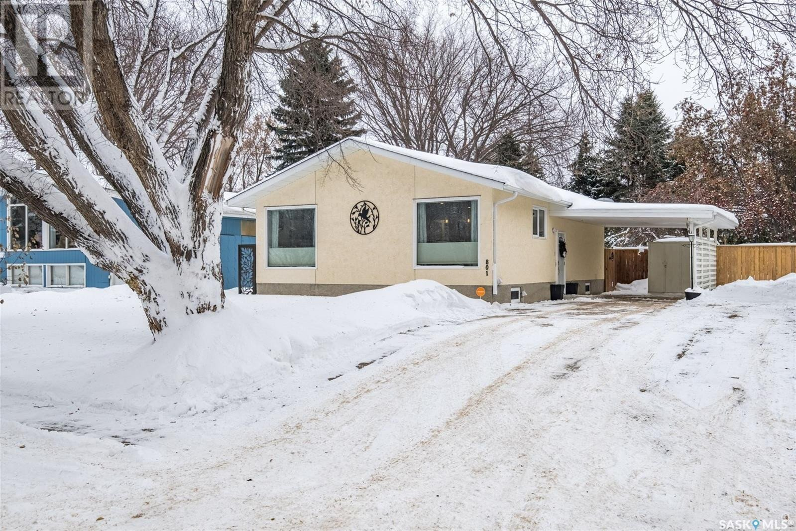 House for sale at 801 22nd St E Prince Albert Saskatchewan - MLS: SK833987