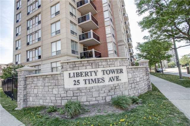 Sold: 801 - 25 Times Avenue, Markham, ON