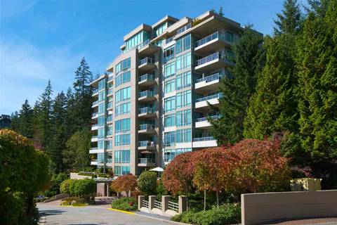 Condo for sale at 3131 Deer Ridge Dr Unit 801 West Vancouver British Columbia - MLS: R2333061