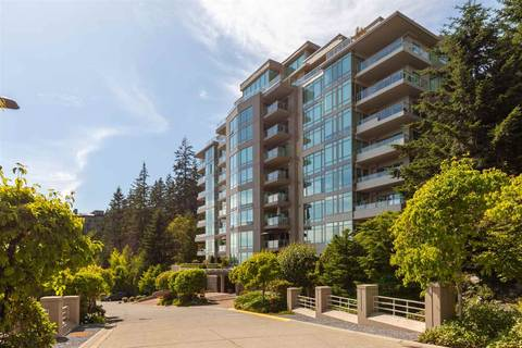 Condo for sale at 3131 Deer Ridge Dr Unit 801 West Vancouver British Columbia - MLS: R2382617