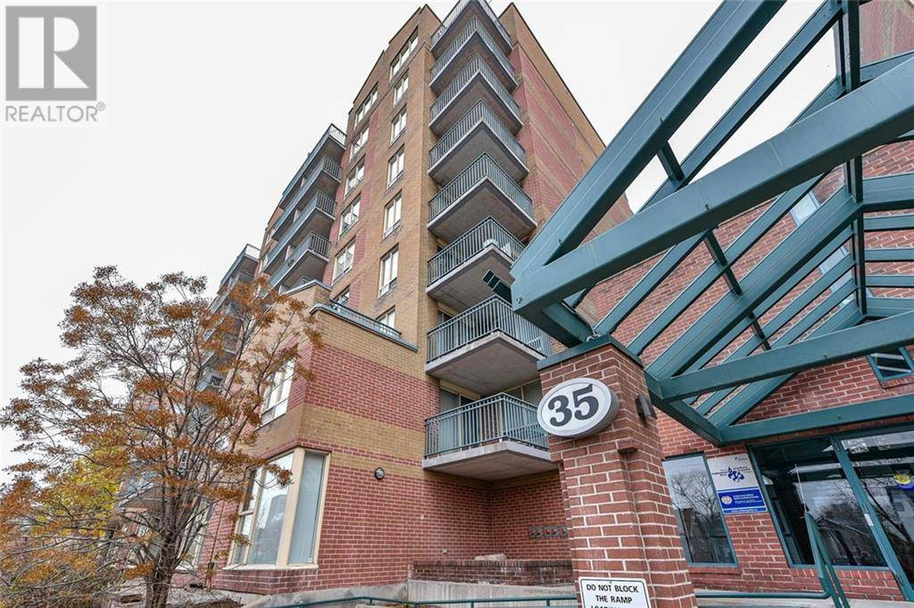 Apartment for rent at 35 Holland Ave Unit 801 Ottawa Ontario - MLS: 1174428