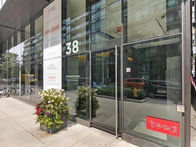 Buliding: 38 Stewart Street, Toronto, ON