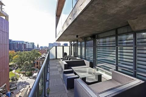 Apartment for rent at 42 Camden St Unit 801 Toronto Ontario - MLS: C4671307