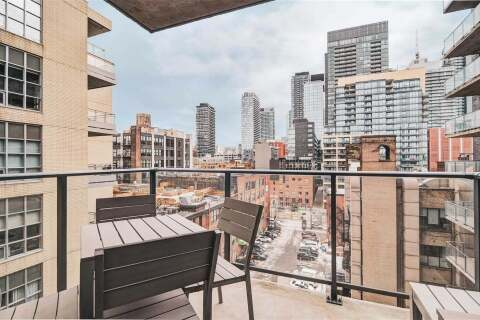 Apartment for rent at 478 King St Unit 801 Toronto Ontario - MLS: C4830659