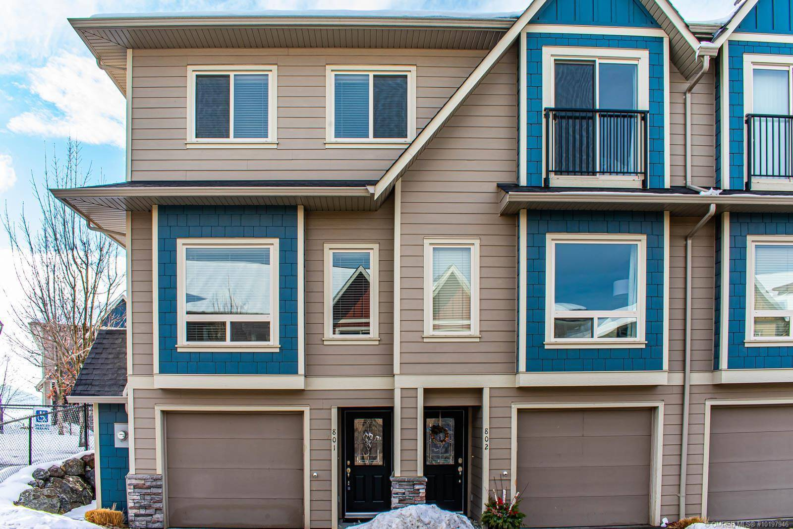 Townhouse for sale at 4900 Heritage Dr Unit 801 Vernon British Columbia - MLS: 10197946