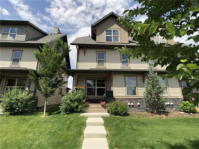 Townhouse for sale at 50 Belgian Ln Unit 801 Cochrane Alberta - MLS: C4228493