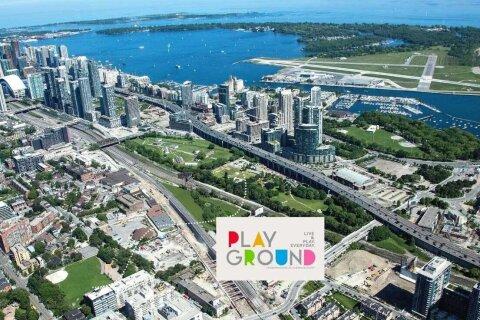 Apartment for rent at 50 Ordnance St Unit 801 Toronto Ontario - MLS: C5057118